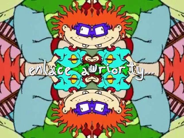 Rugrats promo - Kaleidoscope (Version 1)