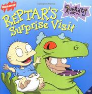 Reptar's Surprise Visit Book