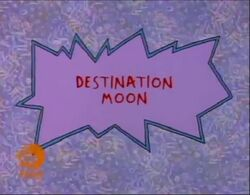 Rugrats - Destination Moon
