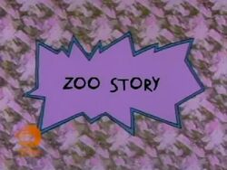 Zoo Story Title Card