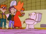 Rugrats - Potty-Training Spike 64