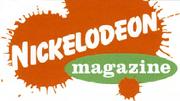 Nickelodeon Magazine Logo