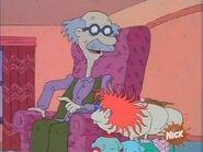Rugrats - Wrestling Grandpa 19