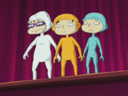 Chuckie, Phil, and Lil It's Karma, Dude-1
