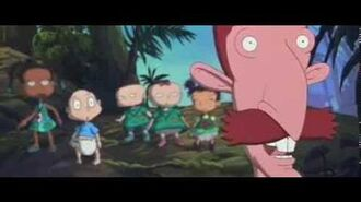 Rugrats Go Wild - Donnie Saves the Rugrats