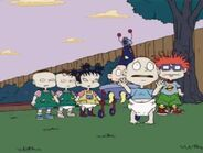 Rugrats - Bow Wow Wedding Vows 96