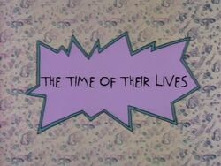 Rugrats - The Time Of Their Lives