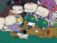 Rugrats - Bow Wow Wedding Vows 536