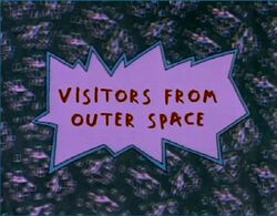 Rugrats - Visitors From Outer Space