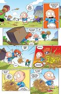 Rugrats 8 Boom Comic 20