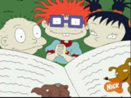 Rugrats - Mutt's in a Name 133