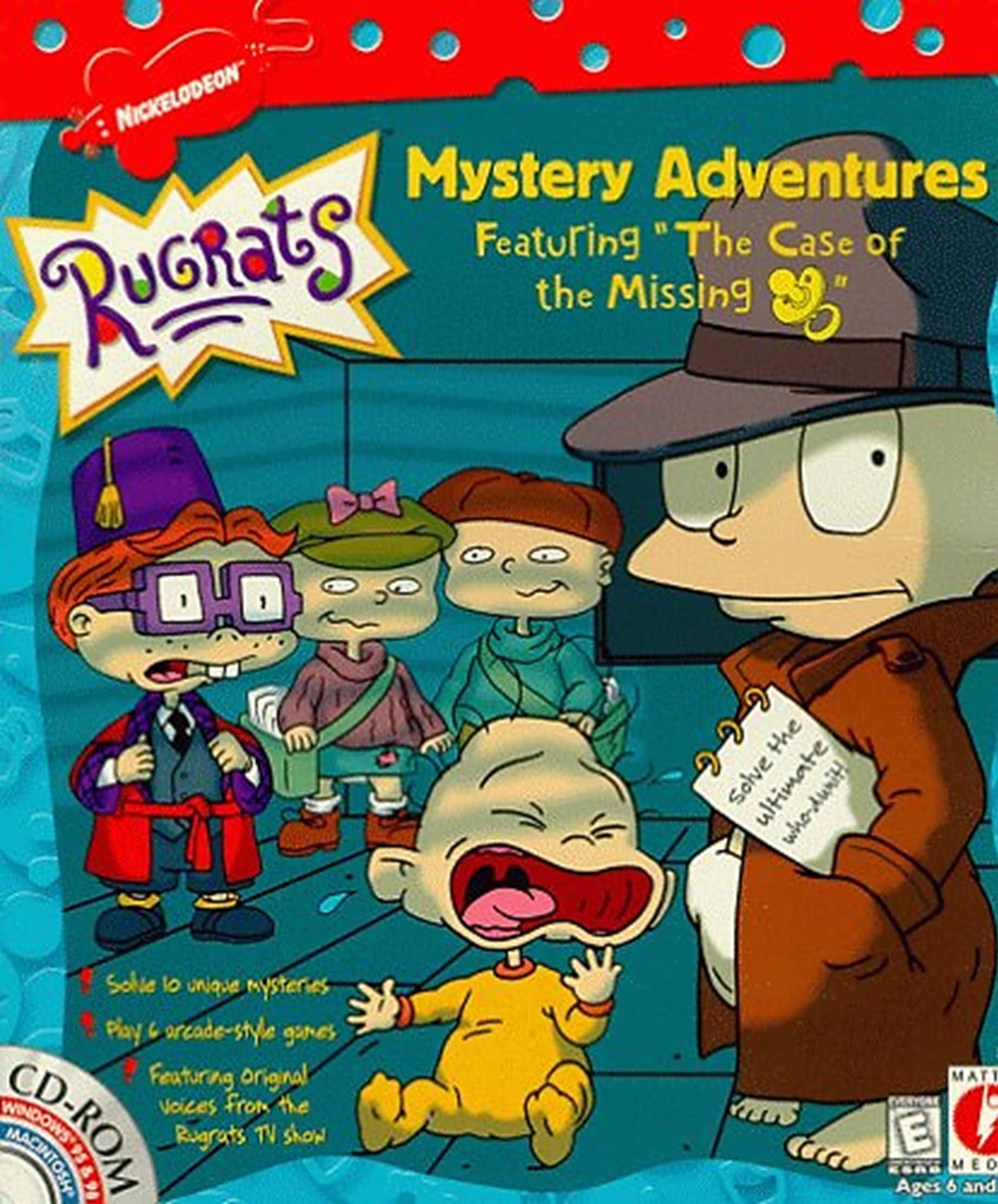 Rugrats Mystery Adventures/Gallery