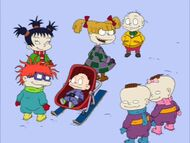 Rugrats - Babies in Toyland 708