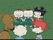 Rugrats - Bow Wow Wedding Vows 477