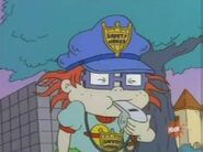 Rugrats - Officer Chuckie 94