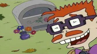 Chuckie's Mom's Grave Rugrats NickShat