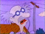 Monster in the Garage - Rugrats 357