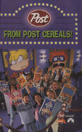 Rugrats movie archie comics 2