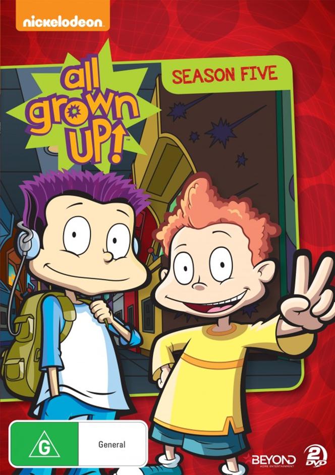 all grown up season 5 rugrats wiki fandom powered by wikia