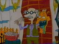 Candy Bar Creep Show - Rugrats 88