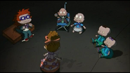 Nickelodeon's Rugrats in Paris The Movie 1104