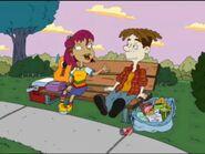 Rugrats - Lil's Phil of Trash 45