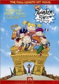 Rugrats in Paris The Movie DVD