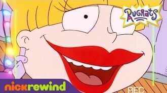 Angelica's Close-Up Rugrats NickRewind