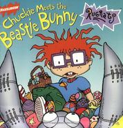 Chuckie Meets the Beastic Bunny Cover