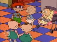 Rugrats - The Magic Baby 190