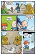 Rugrats 6 Comic 4