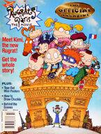 Rugrats in Paris Movie Magazine Nick Mag Presents 2000