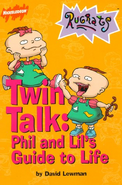 Twin Talk Phil and Lil's Guide to Life book