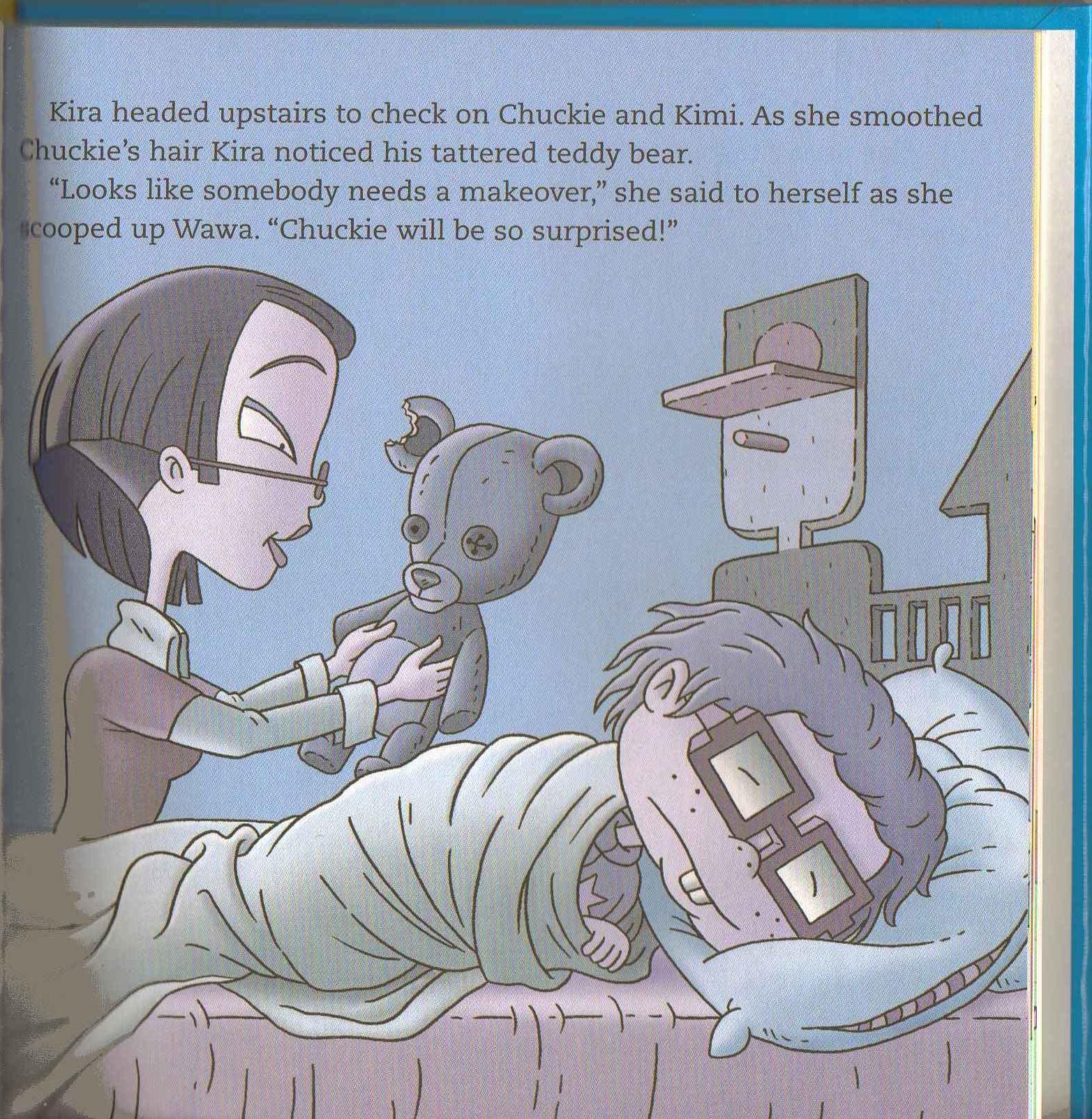Wawa/Gallery/Chuckie's New Mommy