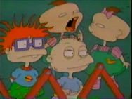 Candy Bar Creep Show - Rugrats 122