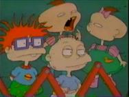 Candy Bar Creep Show - Rugrats 122
