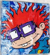 Rugrats 16 Dinner Napkins (Chuckie)