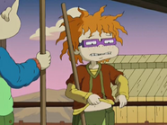 Chuckie Dude, Where's My Horse-8