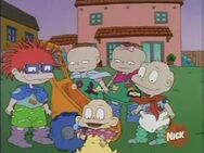 Rugrats - Pee-Wee Scouts 245