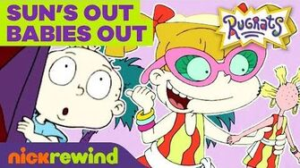 Sun's Out, Babies Out 🔆 Rugrats NickRewind