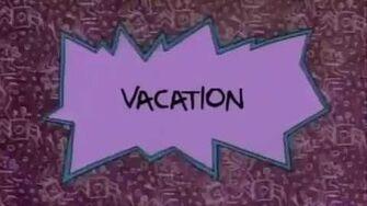Rugrats - Vacation Intro