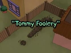 All Grown Up - Tommy Foolery