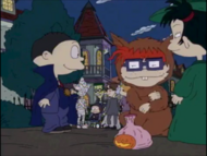 Curse of the Werewuff - Rugrats 737
