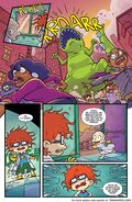 Rugrats R is for Reptar 2018 Boom Comic 37
