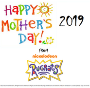 Happy Mother's Day Rugrats 2019