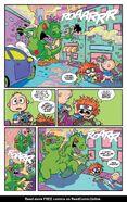 Rugrats Boom Comic Pg 1