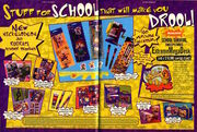 Nickelodeon Magazine August 1998 Rugrats School Supplies Advertisement