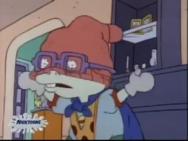 Rugrats - Superhero Chuckie 134