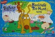 Backyard Toy Board Game