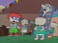 Rugrats - Auctioning Grandpa 181